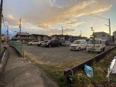 【駐車場】清水マンション