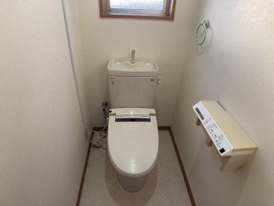 【トイレ】清水マンション