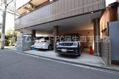 【駐車場】ハイム成城