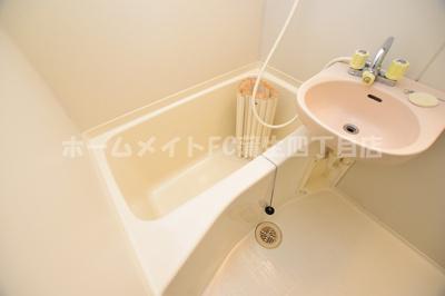 【浴室】ハイム成城
