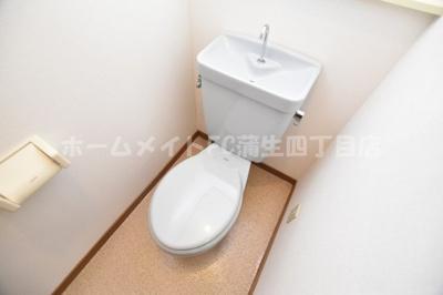 【トイレ】ハイム成城