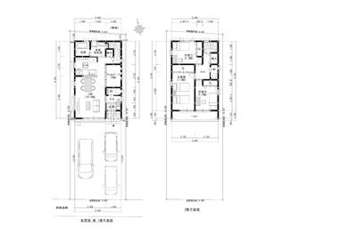 建築プラン例価格1,660万円