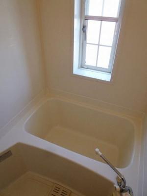 【浴室】ポートハイツ2号館 A棟