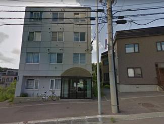 【外観】《RC造17.01%!高稼働!》小樽市長橋3丁目一棟マンション