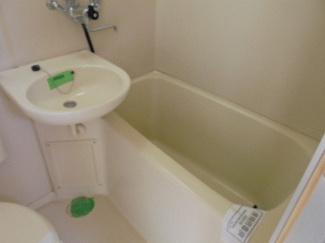【浴室】《RC造17.01%!高稼働!》小樽市長橋3丁目一棟マンション