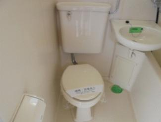 【トイレ】《RC造17.01%!高稼働!》小樽市長橋3丁目一棟マンション