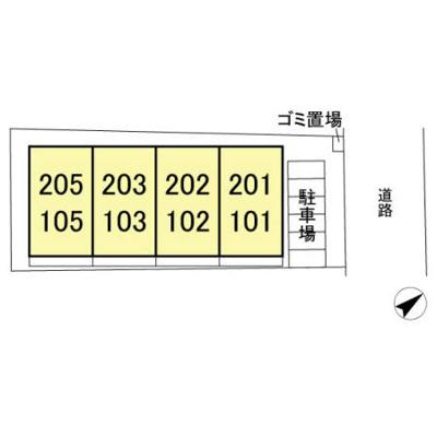 【区画図】コンフォート