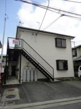 秦野市名古木一棟アパートの画像