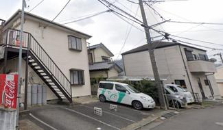 【駐車場】秦野市名古木一棟アパート