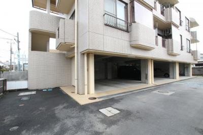 【駐車場】プランドール・散田