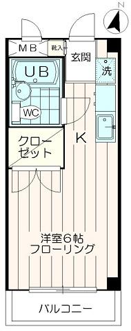 インターネット無料【J・Kビル】