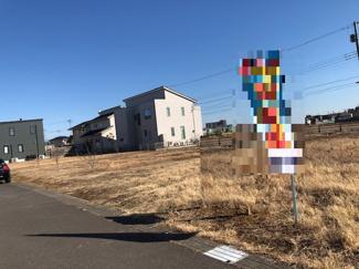 【前面道路含む現地写真】富士見ヶ丘3丁目21番