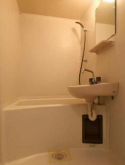 【浴室】福岡市城南区友泉亭一棟アパート