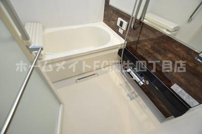 【浴室】シャーメゾン都島北通