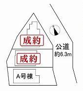 【区画図】杉並区成田西1丁目 新築戸建