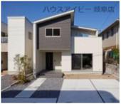 岐阜市則武西 新築建売 ゆったり広々建坪40坪以上の家♪の画像
