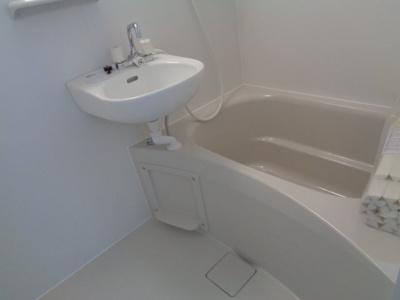 【浴室】ハイツ華