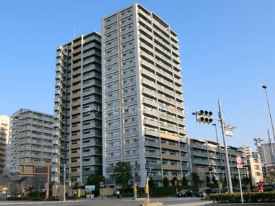 【外観】東京インターマークス 8階 76.11㎡ リ フォーム 2005年築