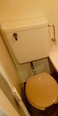 【トイレ】メゾン上高田