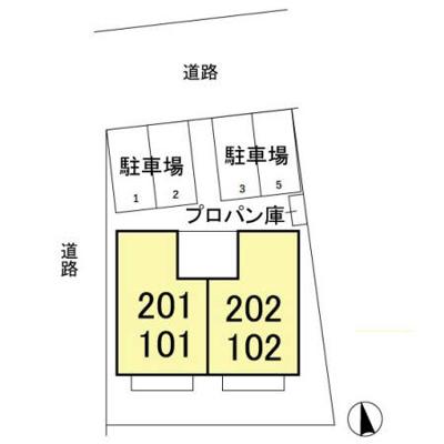 【区画図】アプト93