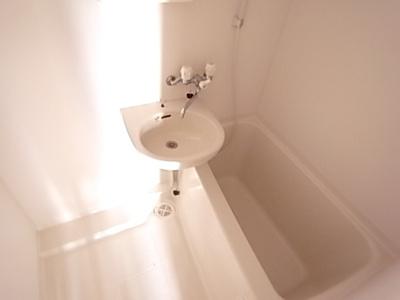【浴室】フルール西岡本