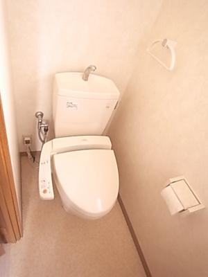 【トイレ】フルール西岡本