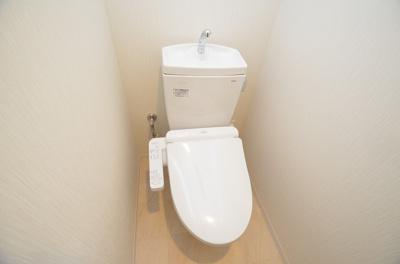 【トイレ】ルネフラッツ玉造本町