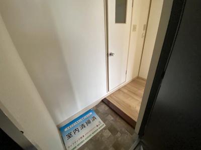 【玄関】マルベリーハイツ