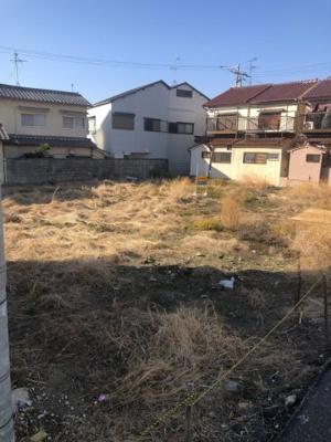 【外観】瓢箪山町建築条件無し土地