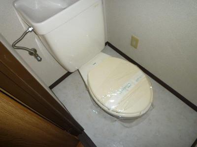 【トイレ】レガート