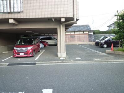 【駐車場】レガート