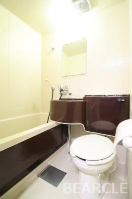 【浴室】アスビール三条
