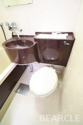 【トイレ】アスビール三条
