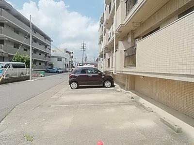 【駐車場】シャトー五才美