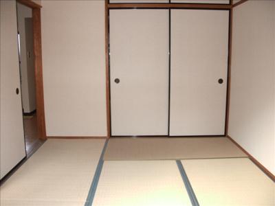和室です♪♪畳は落ち着きますね☆