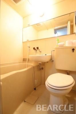 【浴室】ハイツみやび