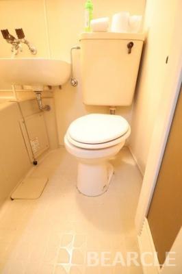 【トイレ】ハイツみやび