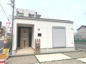 岐阜市津島町 平屋の新築戸建 日赤病院のすぐ裏です♪ 南西角地!日当り良好♪オール電化住宅です♪の画像