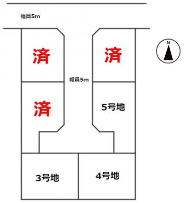 【区画図】たつの市龍野町宮脇Ⅳ