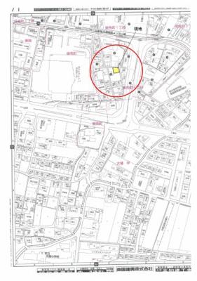 【地図】南国市後免町