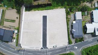 【前面道路含む現地写真】石谷町8区画 宅地分譲 建築条件付