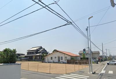 【外観】西長戸町店舗用地