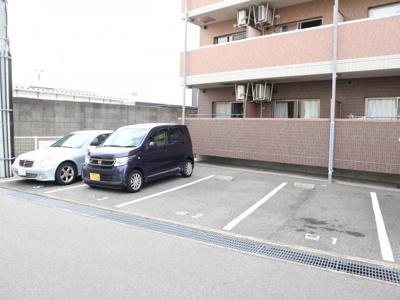 【駐車場】シャルマンフジ神戸芦原通