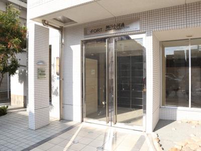 【エントランス】S-FORT神戸小河通