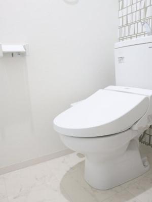 【トイレ】ワコーレヴィータ神戸下沢通Plus