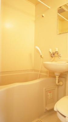 【浴室】シャトー第9神戸