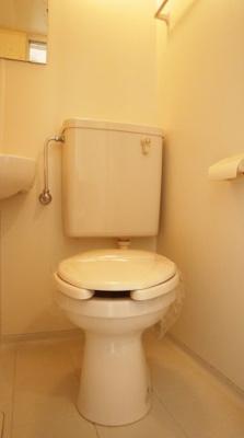 【トイレ】シャトー第9神戸