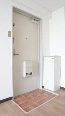 【玄関】シャトー第9神戸