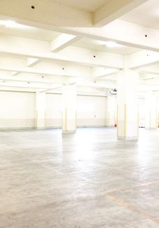 【内装】コクサイエアロマリン新山下事務所倉庫2階