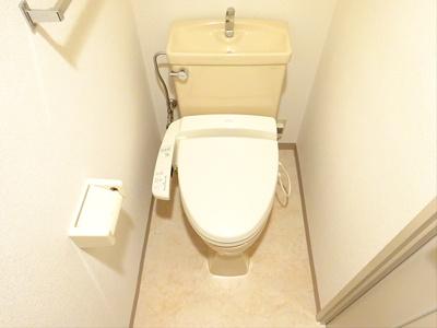 【トイレ】ステラア浜田山